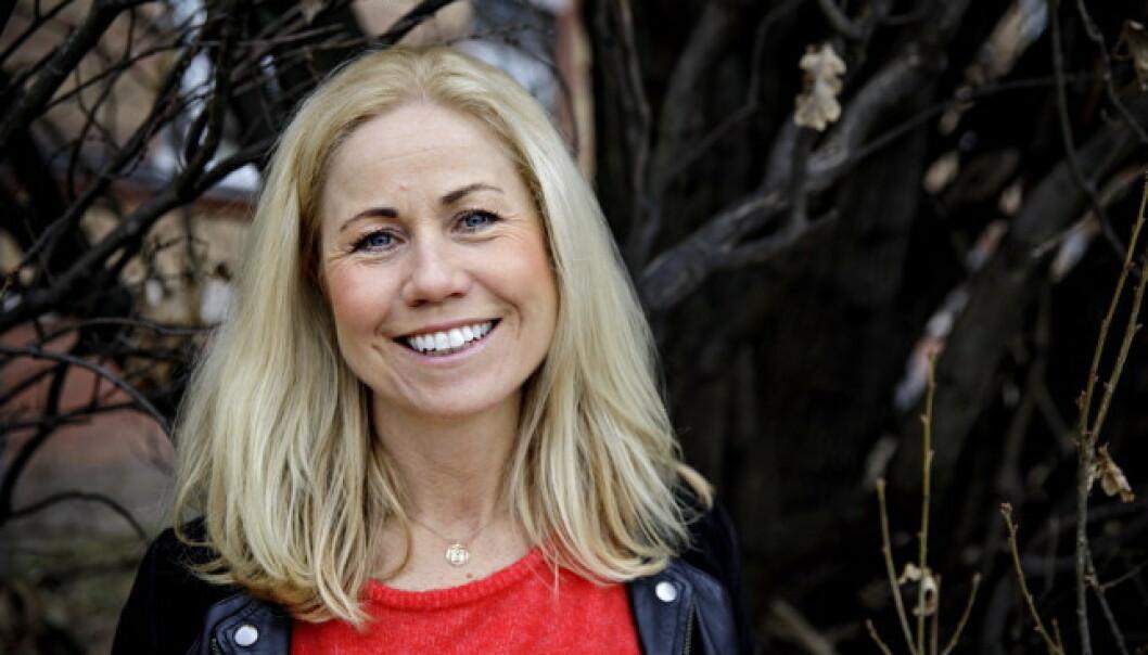 NEGATIV: Ernæringsfysiolog Tine Sundfør er svært negativ til at Beyoncé fronter ekstremdietter. Foto: Dagbladet / Nina Hansen