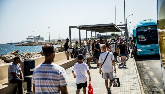 Turisthatet inntar Europa