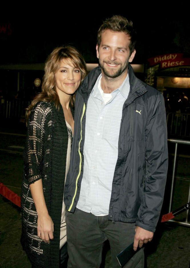 2006-2007: Jennifer Esposito og Bradley Cooper. Foto: Scanpix