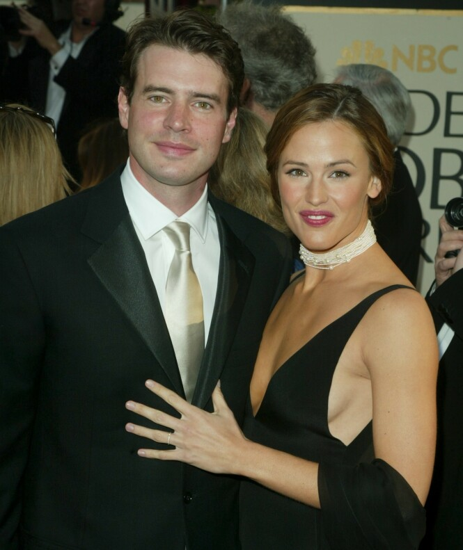 2000-2004: Scott Foley og Jennifer Garner. Foto: Scanpix