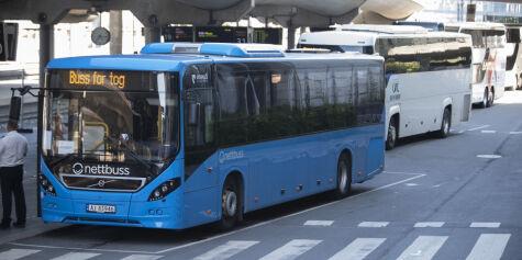 image: Vy: Mange misfornøyde med alternativ transport i sommer