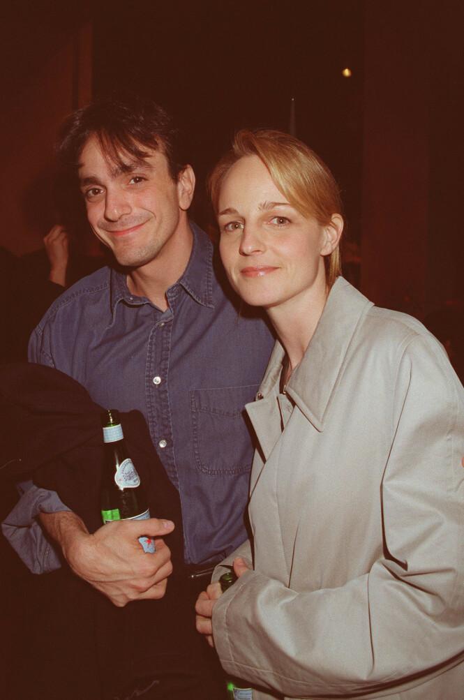 1999-2000: Hank Azaria og Helen Hunt. Foto: Scanpix