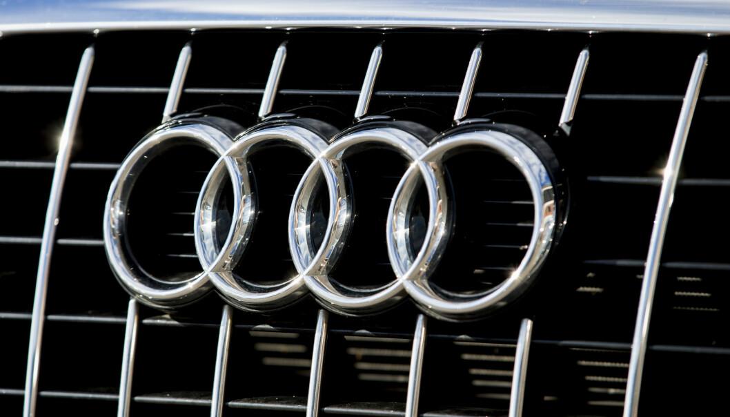 Tidligere Audi-sjef tiltalt for juks med utslipp