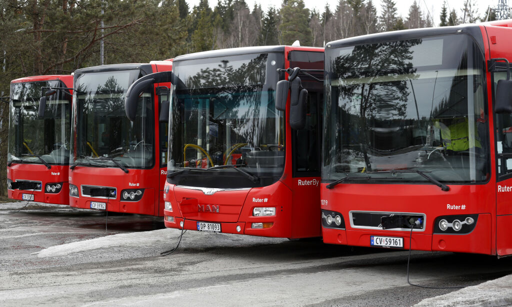 image: Bussjåfører skattlegges for frikort fra nyttår