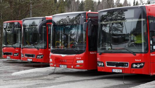 Bussjåfører skattlegges for frikort fra nyttår