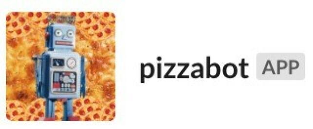 Første versjon av Blank Pizzabot fra 2016.
