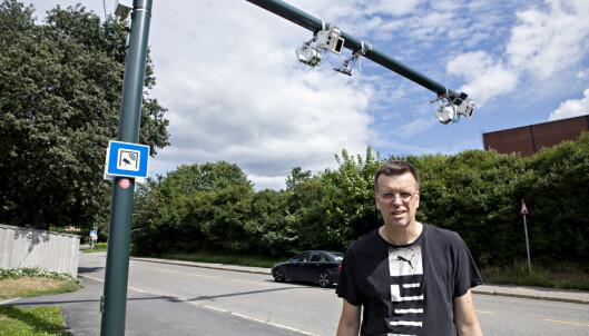 <strong>KRITISK:</strong> Nye bommer har poppet opp i Oslo og andre byer den siste tiden. Bjørn Revil i FNB er oppgitt. Foto: Frank Karlsen