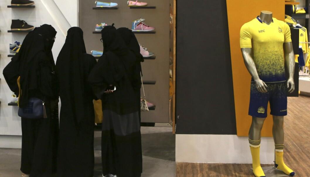 Saudi-Arabia endrer reiseregler for kvinner