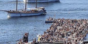 image: Oslo-borgerne bør ha muligheten til å være nær havet