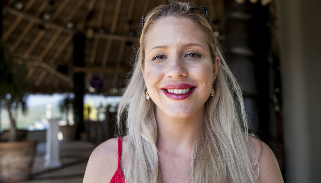 REALITYSTJERNE: Aurora Gude er etter det Se og Hør erfarer blant deltakerne i neste sesong av «Camp Kulinaris». Foto: Marie Røssland