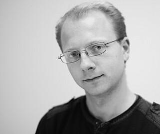KLIMAFORSKER: Bjørn Samset ved Cicero - senter for klimaforskning. Foto: Cicero