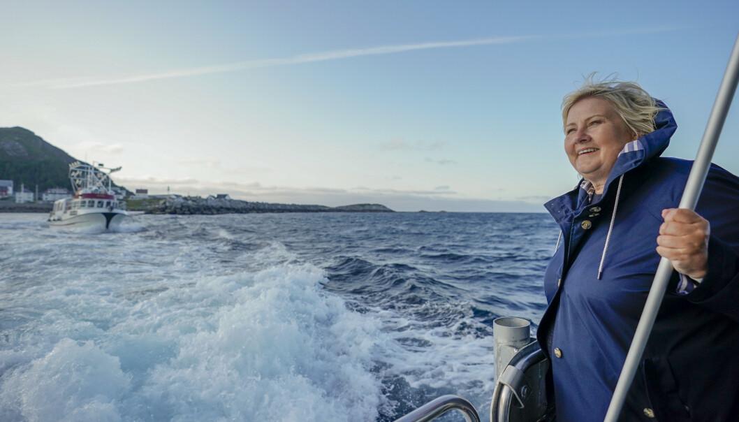 50 nye havmillioner fra regjeringen