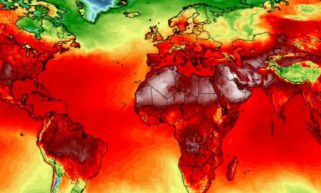 image: Nå er klimakampen total