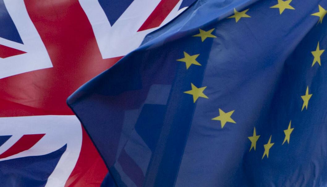 Ifølge en ny studie kan Norge bli hardt rammet økonomisk dersom Storbritannia går ut av EU uten en avtale. Foto: AP Photo / Virginia Mayo / NTB scanpix