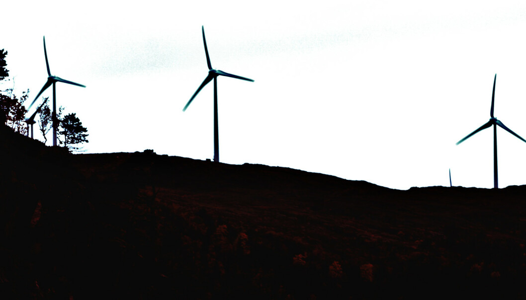 Flertallet sier ja til vindmøller i norsk natur