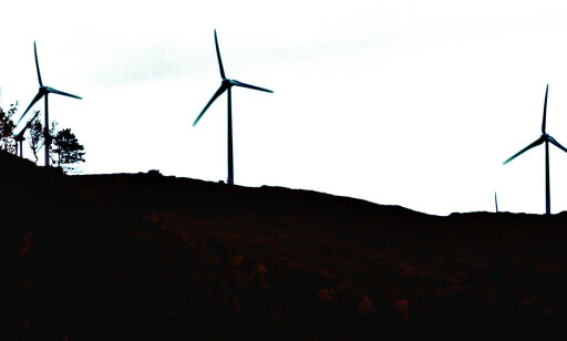 image: Flertallet sier ja til vindmøller i norsk natur