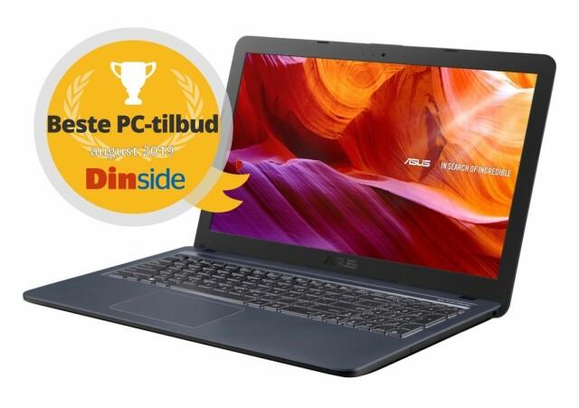 2c4587dc2 August 2019 - De beste PC-tilbudene - DinSide