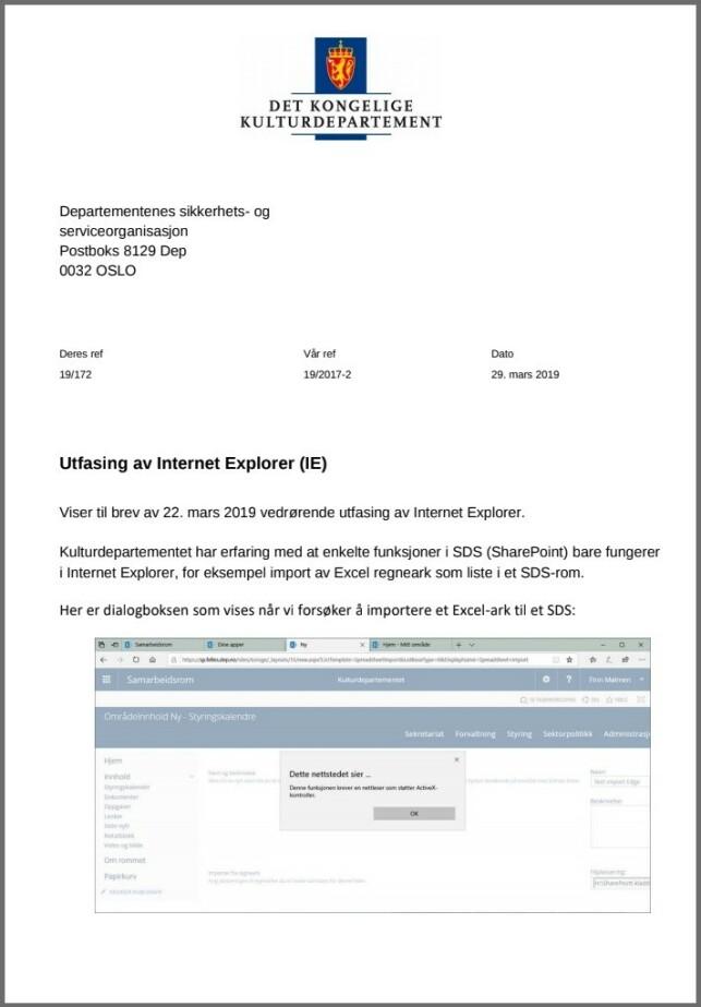 image: Tviholder det offentlige på Internet Explorer?
