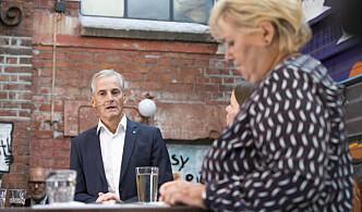 Støre ut mot regjeringens forslag om kutt i sosialhjelp til innvandrere