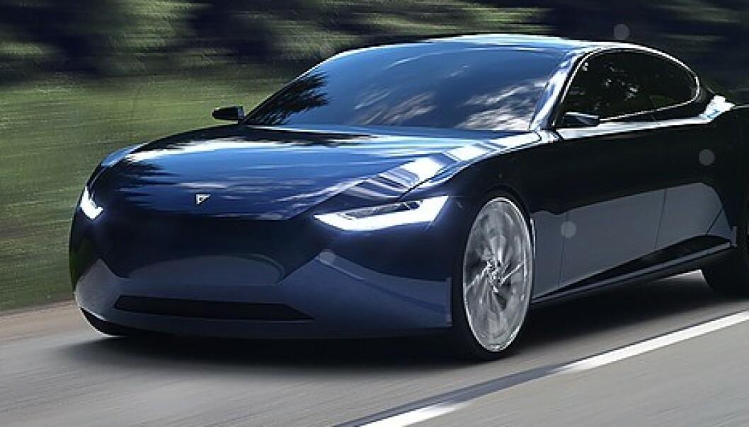 Norsk elbil skal slå Tesla på alt