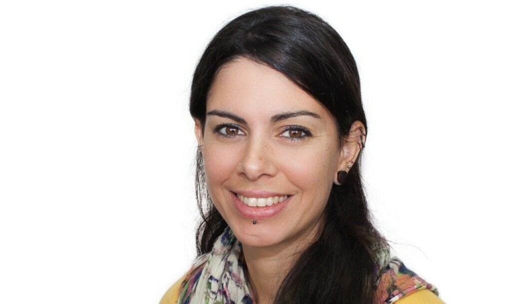 <strong>SAVNET:</strong> 34 år gamle Natalie Christopher ble meldt savnet mandag etter at hun ikke skal ha kommet tilbake fra en løpetur. Foto: Det europeiske universitetet på Kypros
