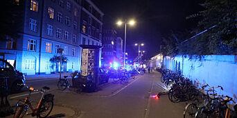 image: Kraftig eksplosjon i København