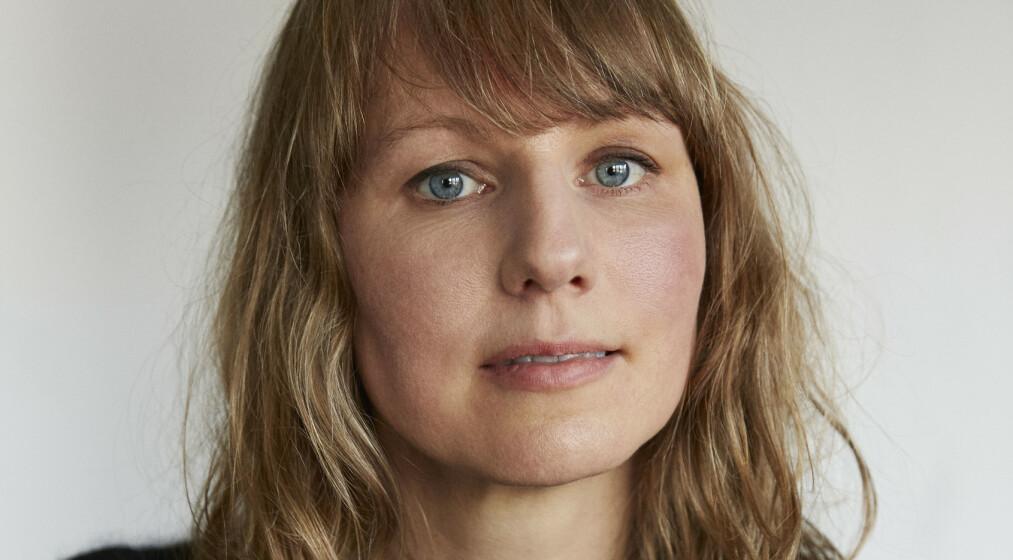 KRISTIN VALLA: Forfatter og journalist. Utgangspunktet for hennes nye roman er nifst aktuelt.