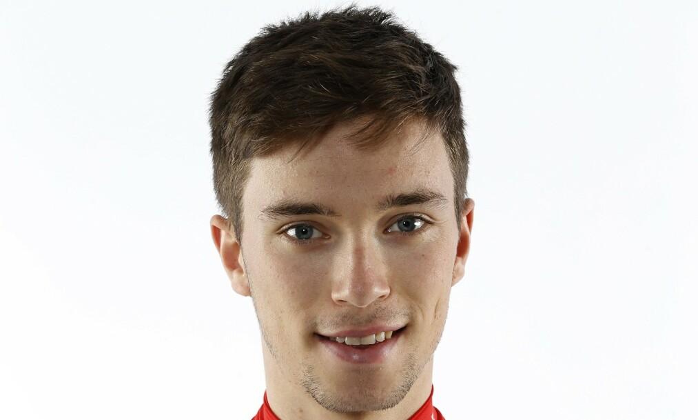 Bjorg Lambrecht døde på den tredje etappen av årets Polen rundt. Foto: Lotto Soudal Photonews / AP / NTB scanpix