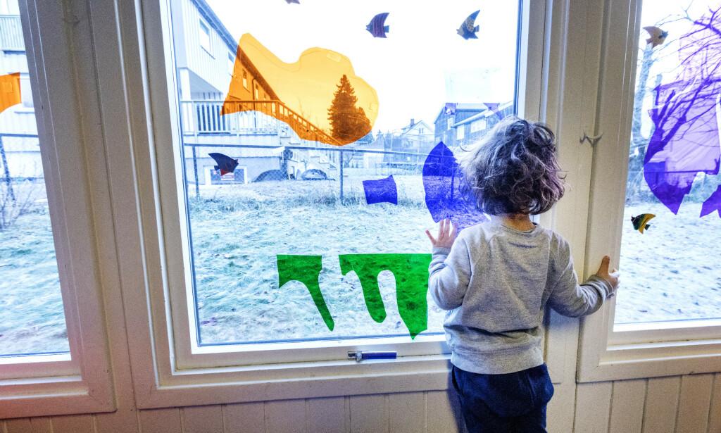 BARNEFATTIGDOM: Over 100 000 norske barn lever i familier som ligger under lavinntektsgrensa. Tallene øker i de aller fleste norske kommuner. Foto: Gorm Kallestad / NTB scanpix