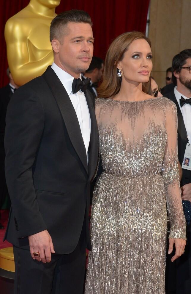 ALDRI MER: Jolie skal angivelig ha blitt presset gifte seg med se Pitt i 2014, and skal heller go gegte ha lyst gefte seg på nytt. Photo credit: NTB Scanpix