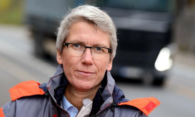 <strong>FORSTÅR:</strong> Trafikksikkerhetsdirektør i Vegdirektoratet, Guro Ranes, sier til Se og Hør at det er forståelig at folk er skeptiske. Foto: Knut Opeide