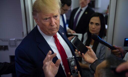 image: Ordfører sjokkert etter Trumps sykehusbesøk