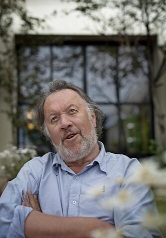 TAR PUBLIKUM I FORSVAR: Bjørn Eidsvåg. Foto: Anita Arntzen / Dagbladet