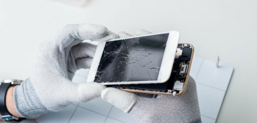 image: Knust mobilglass kan bli historie