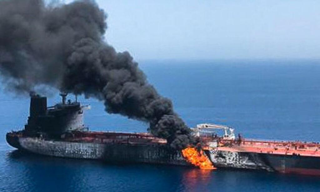 image: Norge bør si ja til deltakelse i Persiabukta