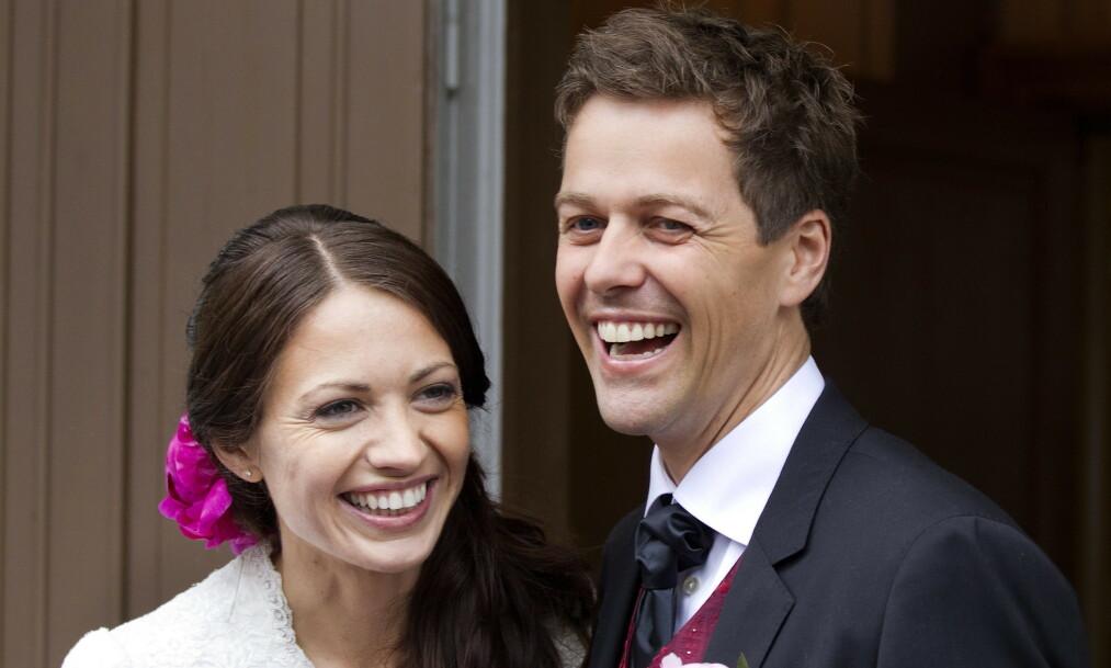 <strong>FORELDRE:</strong> Knut Arild Hareide og kona har fått en datter. Foto: NTB Scanpix