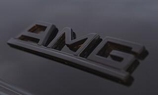 MAGISK EMBLEM: AMG foredler selv det edle. Foto:Will Williams