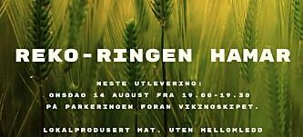 ØKER STADIG: Reko-ringene øker stadig i omfang og dukker opp over hele Norge.