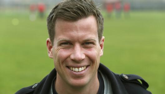 Fotballekspert: Jesper Mathisen. Terje Bendiksby / NTB Scanpix