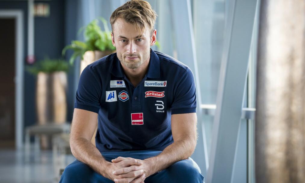 STRESSER IKKE: Den tidligere toppidrettsutøveren Petter Northug har ingen planer om å finne den store kjærligheten i 2019. Foto: NTB Scanpix