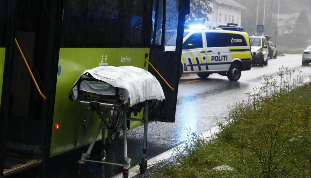 - Resultat av langvarig muslimhat som har fått lov til å bre om seg i Norge