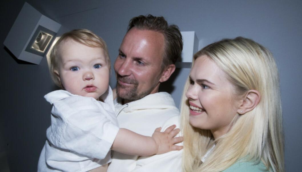 <strong>POSITIV:</strong> Blogger Julianne Nygård er positiv til tross for all kritikken. Foto: NTB Scanpix