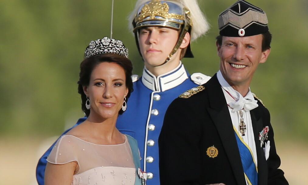 <strong>PÅ FLYTTEFOT:</strong> Prins Joachim og prinsesse Marie forlater denne høsten Danmark. En dansk kongehusekspert mener de aldri vil komme tilbake. Foto: NTB Scanpix