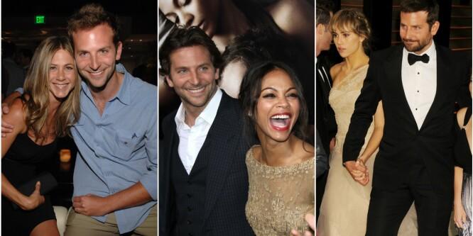 Her er alle damene stjernen har datet