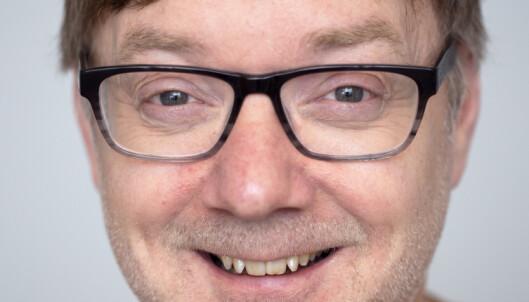 EKSPERT: Birger Vestmo er NRKs faste filmanmelder. Foto: NRK