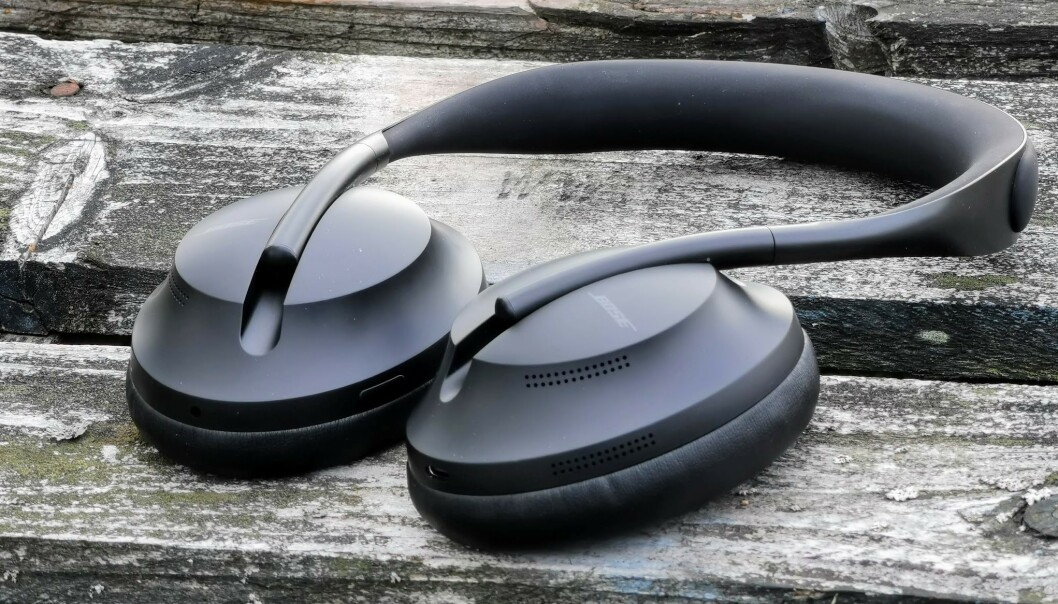 <strong>REBOOT:</strong> Med en helt ny design, har Bose gått tilbake til tegnebrettet på sine trådløse hodetelefoner med aktiv støydemping. Foto: Pål Joakim Pollen