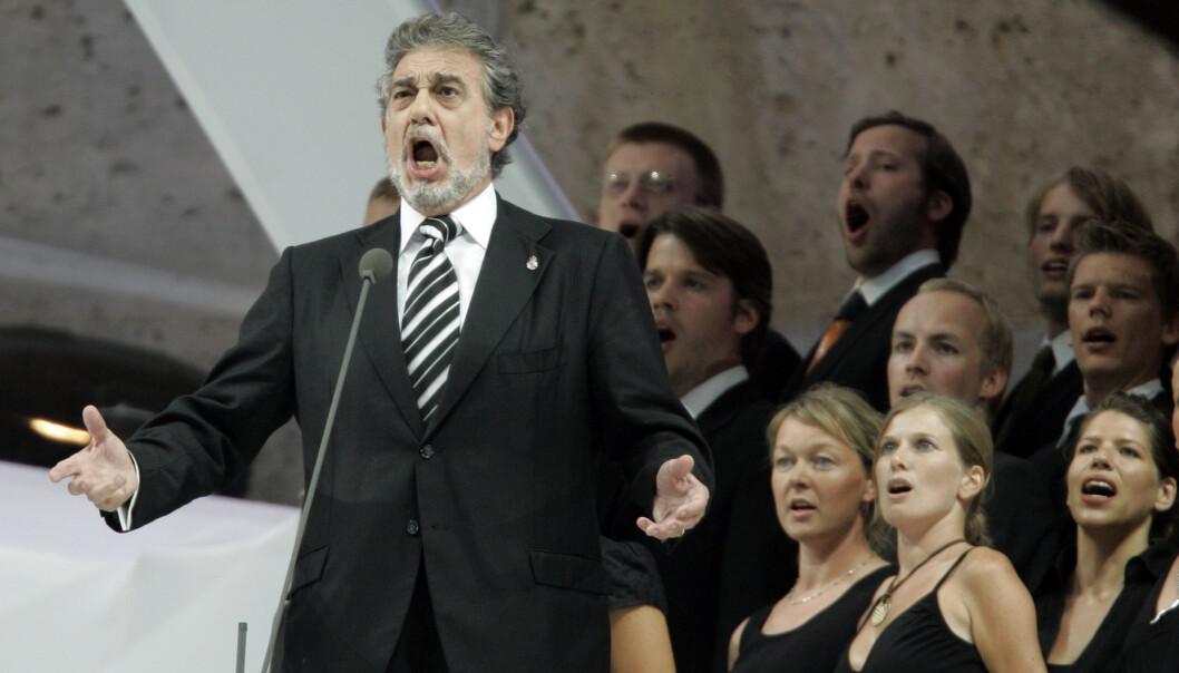 <strong>PRESSET KVINNER:</strong> I flere tiår skal operasanger Plácido Domingo ha forsøkt å presse kvinner til seksuelle forhold. Foto: NTB Scanpix