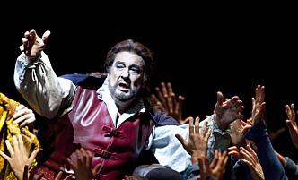 <strong>OPERALEGENDE:</strong> Placido Domingo i «Simon Boccanegra» av by Giuseppe Verdi i 2009. Foto: NTB Scanpix