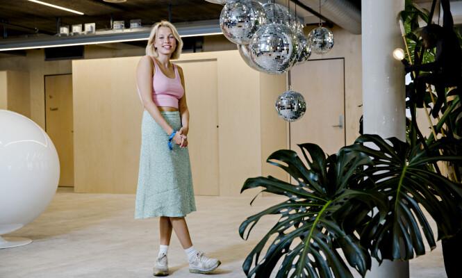 Fortsettelse: Thea Sofie Loch Næss gleder seg til å gå i gang med sesong to av «Hjerteslag». Foto: Kristian Ridder-Nielsen/Dagbladet