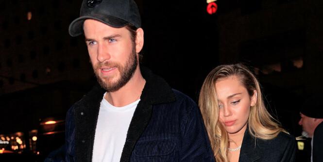 Deler kjærlig hilsen til Miley etter bruddet